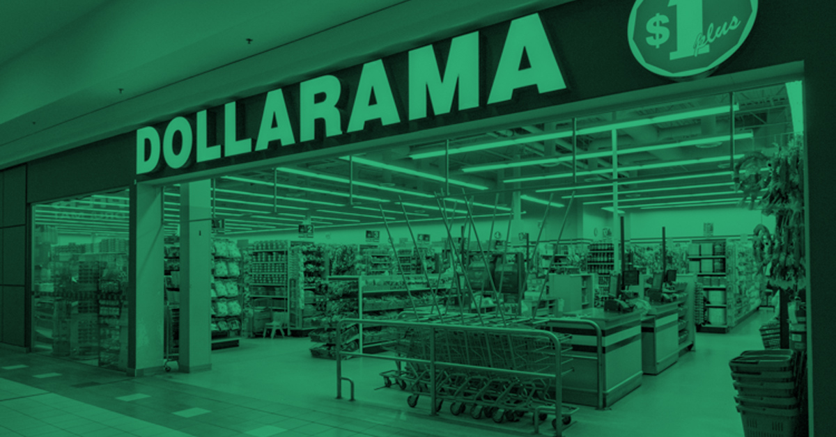 Dollarama Store Front